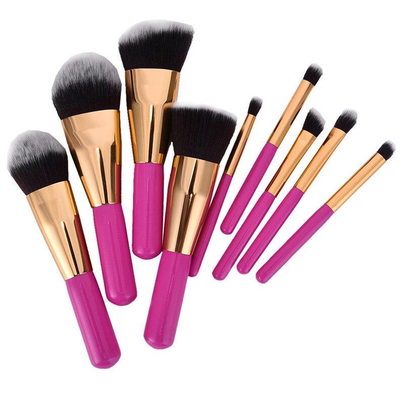 Brushes makeup