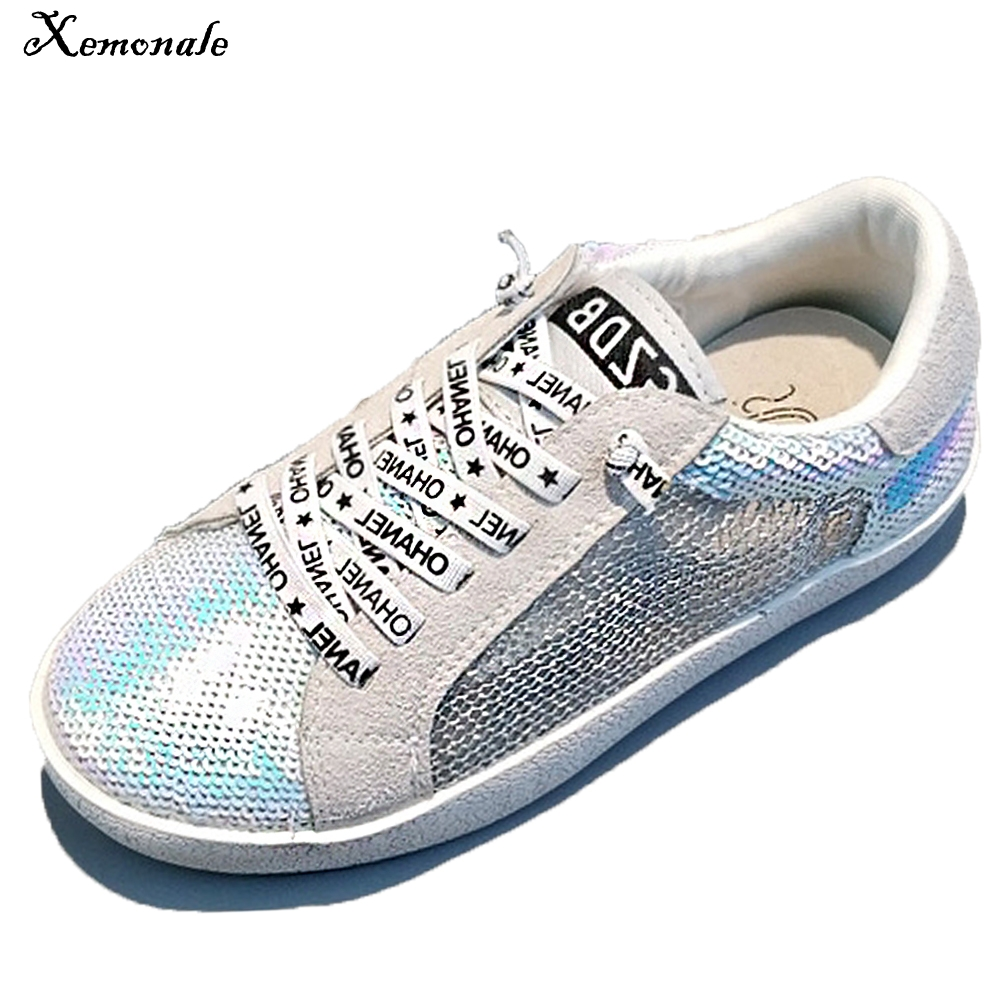 Xemonale 2018 Autumn New Childrens Casual Shoes Fashion Sequins,Boys, Low Tube Shoes Girls Mesh Cloth Breathable Shoes .#21-37Xemonale 2018 Autumn New Childrens Casual Shoes Fashion Sequins,Boys, Low Tube Shoes Girls Mesh Cloth Breathable Shoes .#21-37