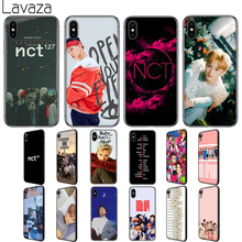 Lavaza NCT 127 Kpop Boy Soft Silicone Case Cover for Apple iPhone 6 6S 7 8 Plus 5 5S SE X XS 11 Pro MAX XR