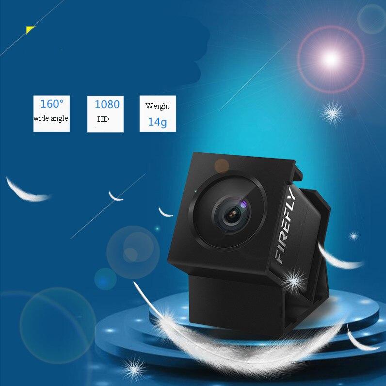 1 PC Hawkeye luciole FPV Mini caméra 160 degrés grand Angle 1080 HD AV sortie caméra vidéo pour RC FPV course quadrirotor