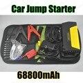 Melhor Qualidade 12 V Mini Carro Portátil Salto Arranque 50800 mAh Bateria Jumper Impulsionador do Poder Banco Do Poder Do Telefone Móvel Portátil bateria