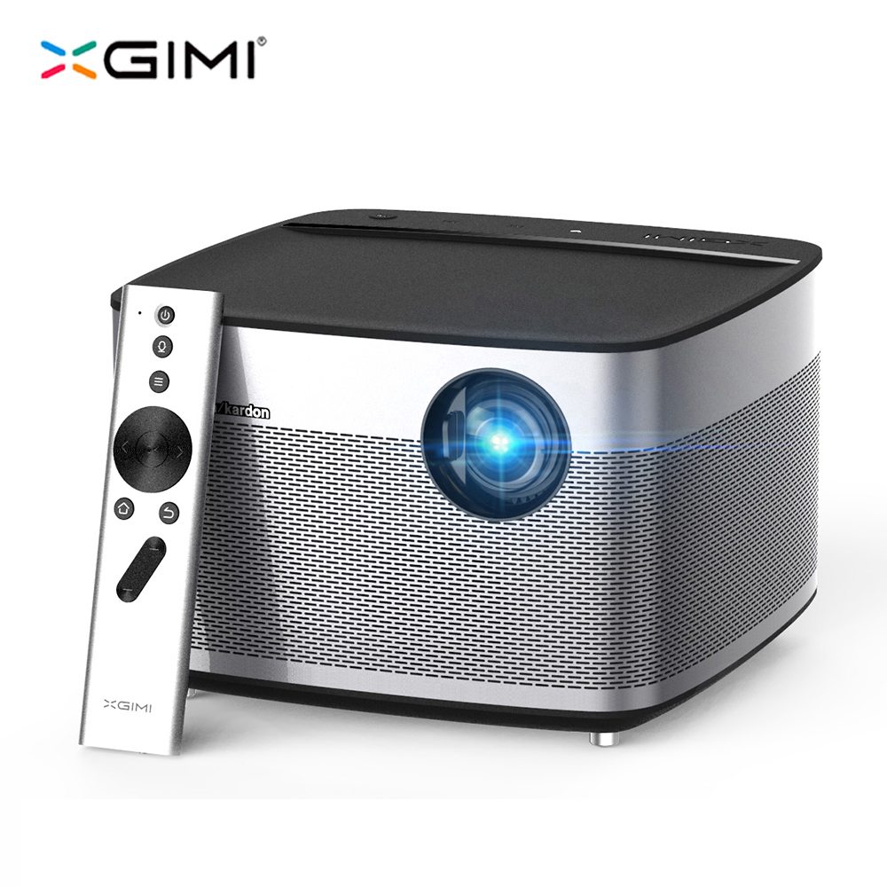 XGIMI H1 4K DLP Led 1080P Projector 1920x1080 Full HD Proyector Beamer Home Theater Build-in Hifi Android 5.1 Bluetooth ls1280 entertainment home theater projector hybrid laser led led lights high lumens beamer home cinema 23 languages pk xgimi