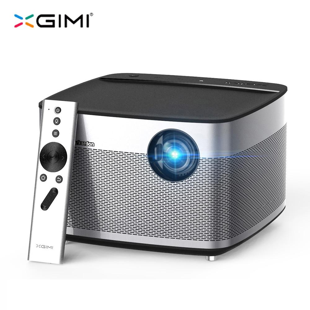 Xgimi H1 4 К DLP LED 1080 P проектор 1920x1080 Full HD Proyector Бимер домашний Театр строить- В HiFi Android 5.1 Bluetooth