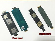 Оригинальный 1 шт. новый SIM + TF держатель для карт лоток карт памяти кабельные сборки для Asus Zenfone 2 ze550ml ze551ml z00ad z00adb z008d z00ada