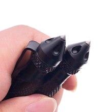 Высококачественная наружная Самозащита персональная тактическая самозащита Ручка инструмент многоцелевой авиационный алюминиевый противоскользящая ручка выживания