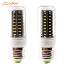 цены BEEFORO LED Bulb E27 7W 600lm CRI>80 72LED SMD4014 LED Light Corn Bulb  Ampoule corn led High Power 360 Degree 220V /110V-(5PCS)