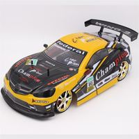 Large 4WD Drift Car RC 1/10 Radio Control Electric RTR Racing Electric RC Car Off Road Vehicle Buggy Model