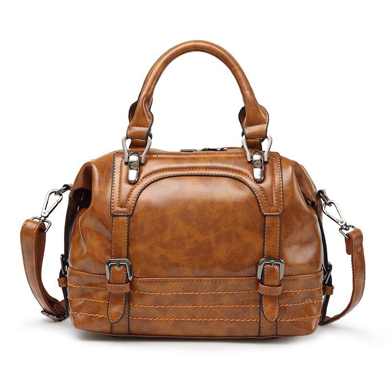 Миниатюрный 2018 Бизнес питания дизайнерские сумки натуральная кожа Для женщин бренд сумка Винтаж Портфели высокое качество сумки
