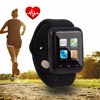 2017 New Arrival U9 Bluetooth Smart Watch Anti Lost For Android Mobile Phone Bracelet Pedometer Tool