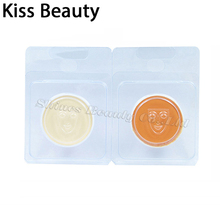Kiss Beauty Supracolor Refill 4g orange concealer for circles under eyes Base Makeup Contour kryolan concealer palette kryolan