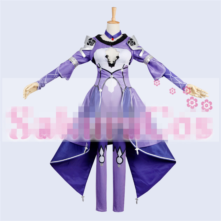 Scathach FGO2 Cosplay Fate/Grand Order Scathach cosplay costume customized halloween costumes for women gift 2