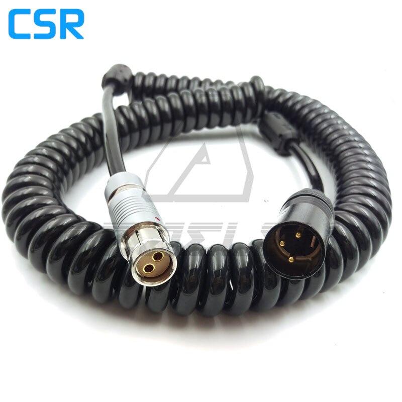 купить ARRI ALEXA Camera power 2pin plugs to XLR 3-pin male for Camera ARRI ALEXA XT, ARRI ALEXA SXT,ARRI ALEXA Camera power cable