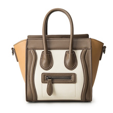 Luxury PU Leather Tote Hand Bag