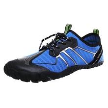 Unisex Outdoor Hiking Trekking Sandals Aqua Shoes Sneakers For Women Men Sport Climbing Mountain Water 36-45