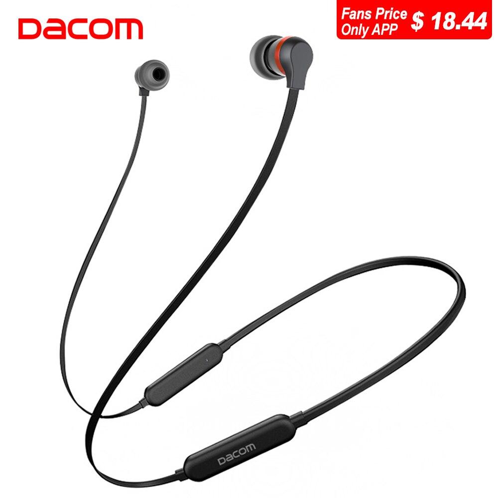 Dacom L06 Wireless Headphones Bluetooth Earphone 2018 Sports Stereo APTX in-Ear Earbuds Earphones Headset with Mic for Phone TV