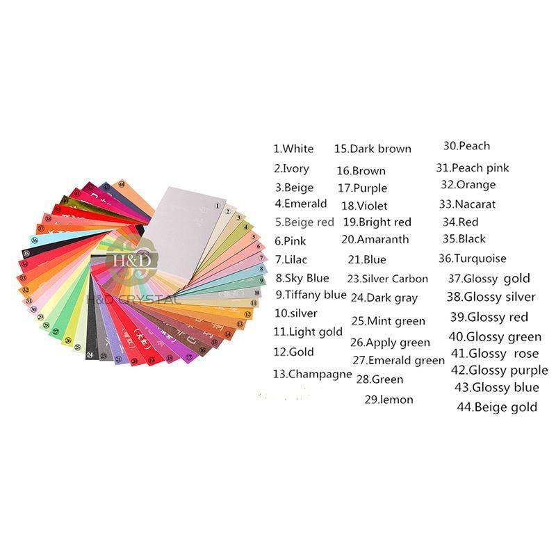 H&D Vintage Flower Laser Cut Simple Wedding Invitation Kits 60PC/lot ...