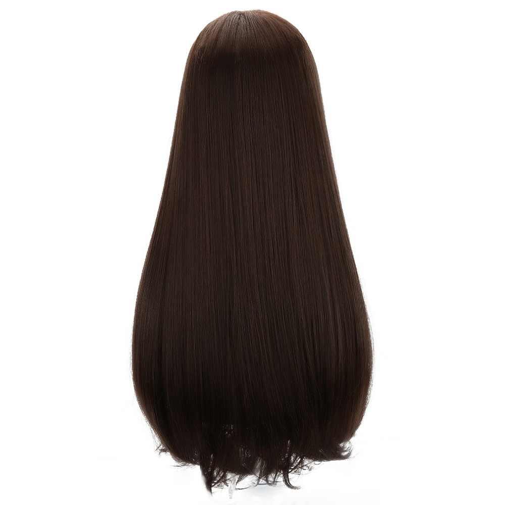 """24 """"Длинные прямые Косплей Rogue парик для женщин девочек Синтетический Полный голова аниме-волосы парики для костюма вечеринки Хэллоуин, серебро и серый"""