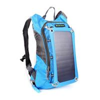 Backpack Solar Panel Backpack Travel Bag Convenience Charging Bags For Travel Solar Charger Bag Hiking Backpack