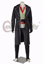 Cosplaydiy Game Costume Syndicate Jacob Frye Cosplay Outfit For Adult Men Halloween Custom Made