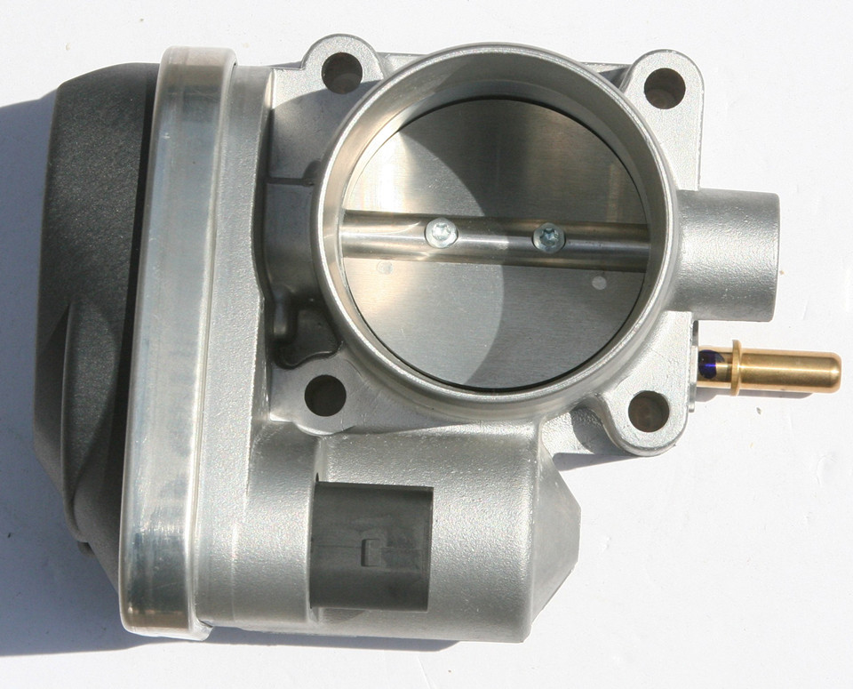 Good Throttle Body Assembly With Motor And Tps For Renault Clio Megane Modus Scenic Oe 8200171134 Utmost In Convenience Air Intake System