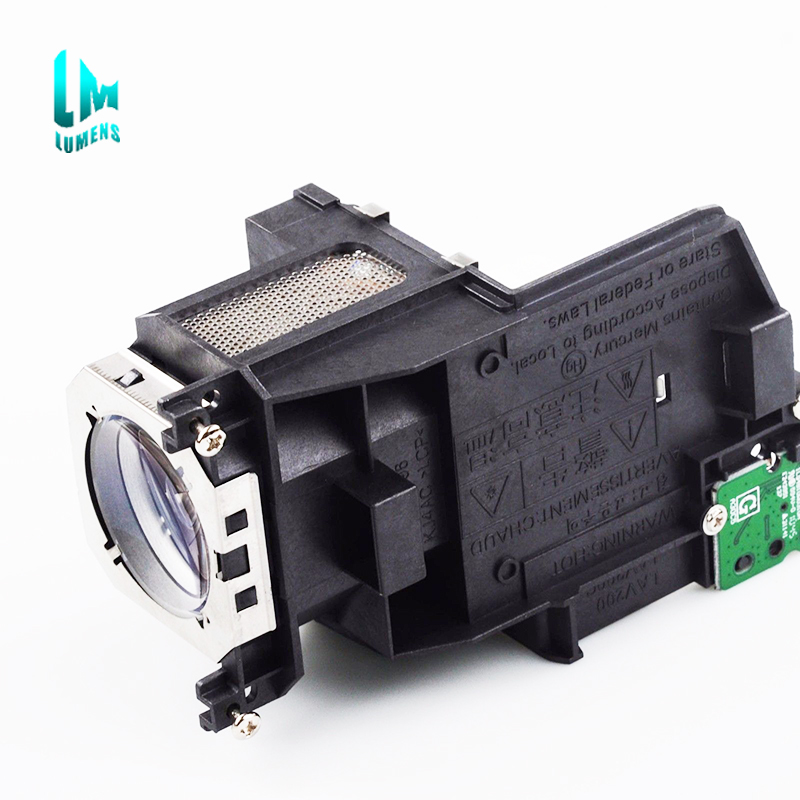 ORIGINAL ET-LAV200 for Panasonic PT-VX500 PT-VW430 PT-VW430EA PT-VW435N PT-VX501 PT-VX500E projector lamp with Housing