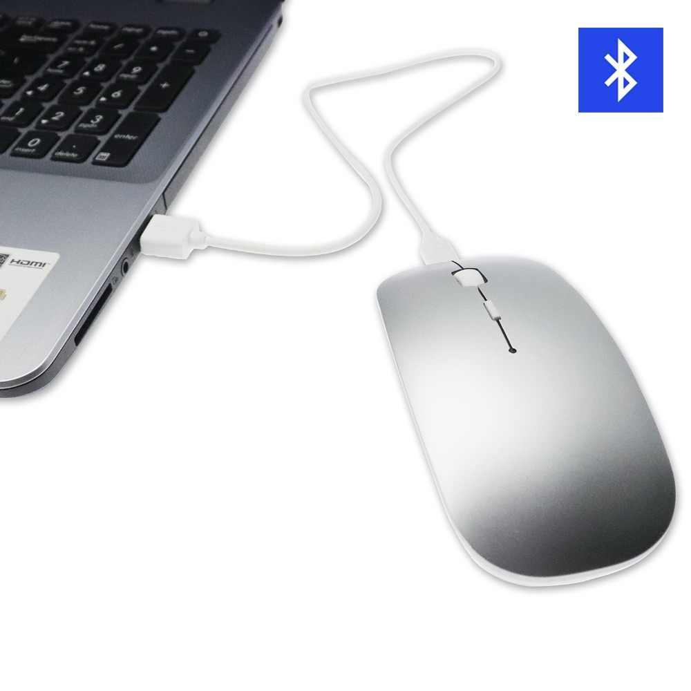 האלחוטית Bluetooth 4.0 עכבר לsurface של מיקרוסופט Pro 3 Pro 4 נטענת עכברים האופטי 1600 DPI Bluetooth 4.0 עכבר שקט