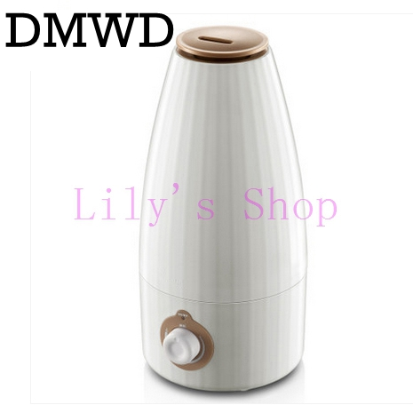 Electric humidifier home office mute aromatherapy Diffuser air conditioning humidifiers Fogger large capacity Mist Maker EU plug