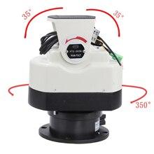 Sieć IP o dużej pojemności ciężki nadzór kamery bezpieczeństwo w domu akcesoria sterowanie RS485 Auto na duży aparat Pan Tilt Motor