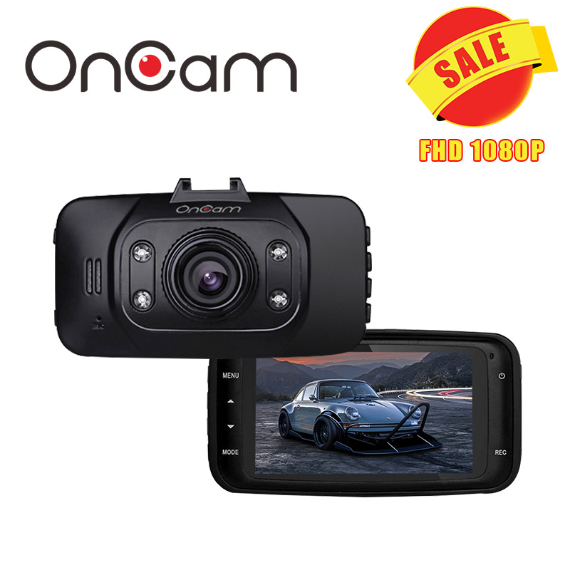 Original GS8000L Car font b Camera b font Full HD1080P 2 7 Car DVR Video Recorder