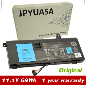 7XINbox 11.1V 69Wh G05YJ 0G05YJ Laptop Battery For DELL Alienware 14 A14 M14X R3 R4 ALW14D Y3PN0 8X70T