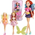 Colorful girl Winx Club Doll Beautiful girl Action Figures Winx Dolls with Exquisite Wing Classic Toys For Girls Gift