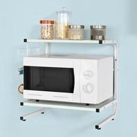SoBuy FRG092 W, Kitchen Shelf Microwave Shelf, Kitchen Appliances Storage Shelf Rack