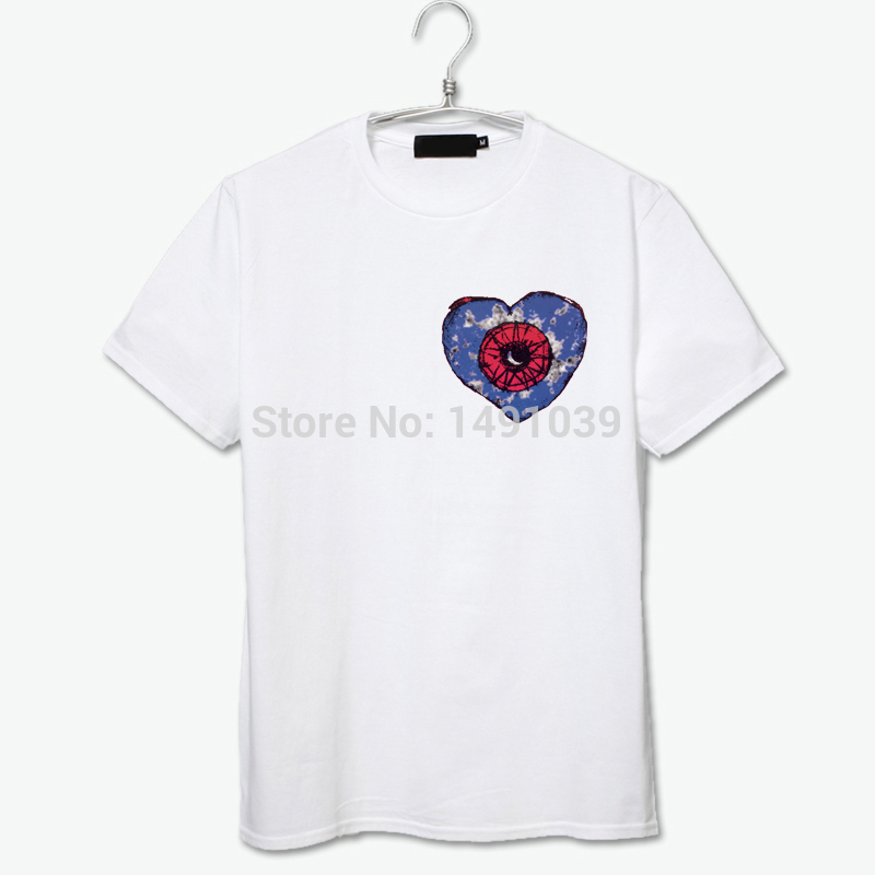 Love Song small logo black white gray t shirt cotton tee new output order the cure image