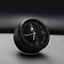 hot deal buy car quartz clock socket clock car interior fragrance electronics for volkswagen new sateng langyi golf 7 clock accessories