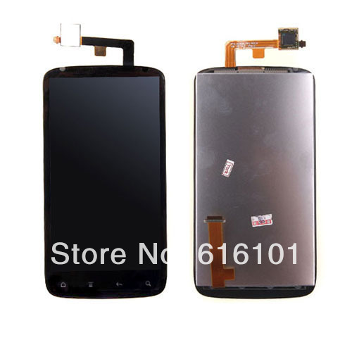 ФОТО Brand New OEM Touch Screen Digitizer + LCD Display screen Assembly Replacement for HTC Sensation 4G G14 1pc/lot Free Shippping
