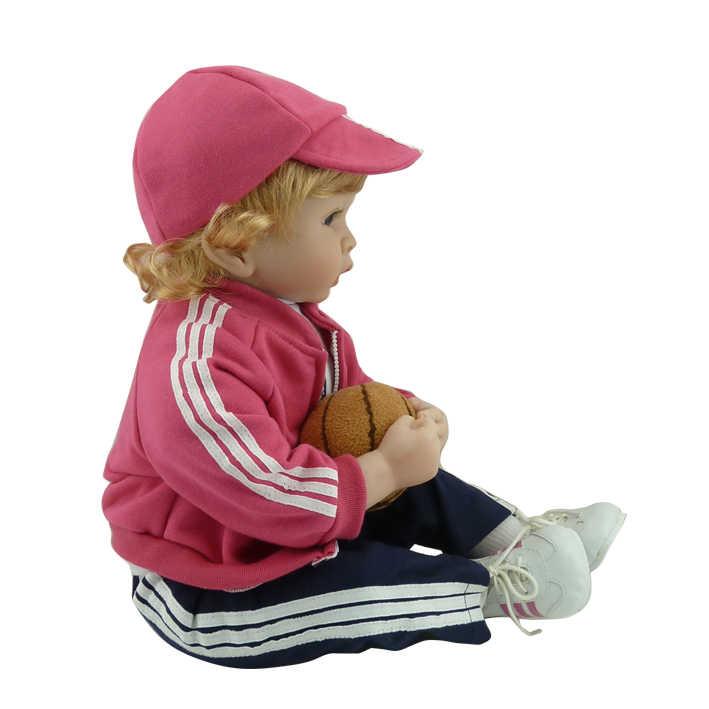 """22 """"muñecas de silicona para bebés reborn, canasta hecha a mano para bebés, niñas, bebés reales, regalo para niños, muñecas de juguete para bebés reborn realistas"""