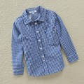 For 2-7 years old Boys.Boy's Plaid Cotton Shirts,New Arrival 2015 Spring Children Boys Shirts
