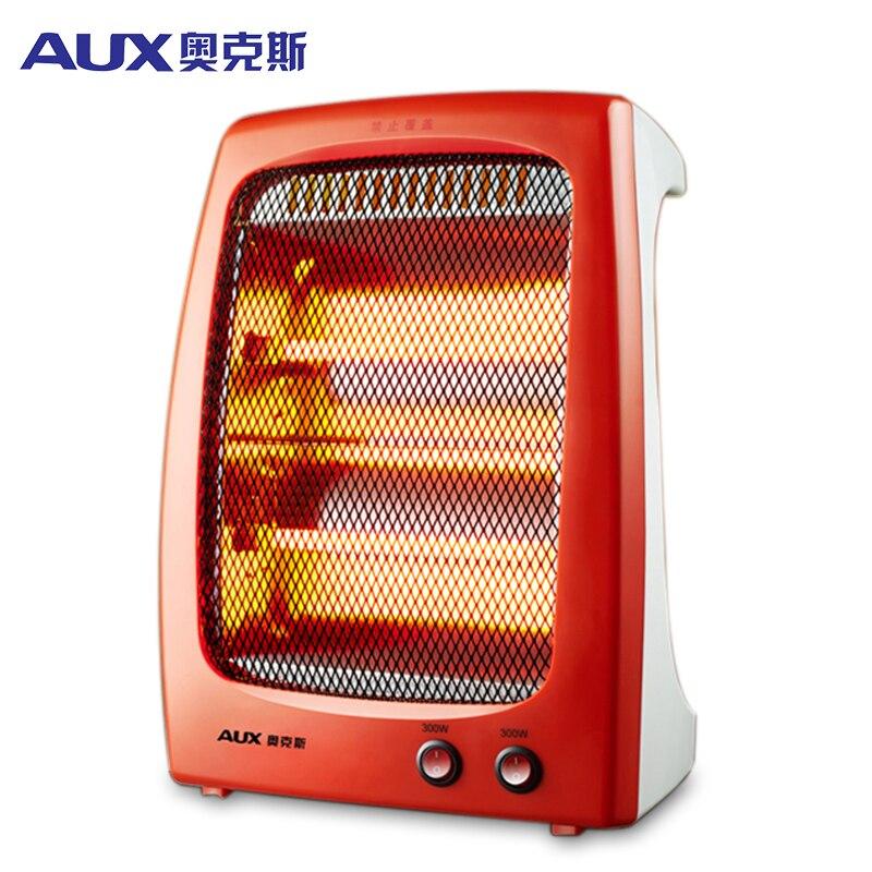 220 V AUX chauffage électrique 2 contrôle de vitesse 2 interrupteur chauffage rapide pour étudiant officier électrique réchauffeur d'hiver