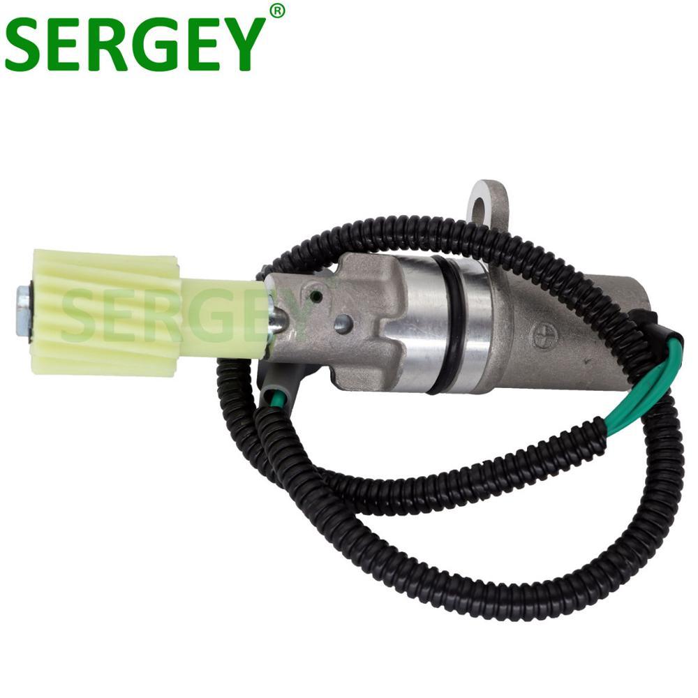 SERGEY Kilometerteller Snelheidssensor 2501074P01 SU4647 SC64 25010-74P01 5S4793 Voor NISSAN D21 Pathfinder Pickup Frontier 2.4L 3.0L 3.3L