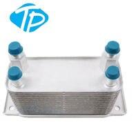 Transmission Oil Cooler For 03 09 Diesel 2500 3500 5 9L 68004317AA