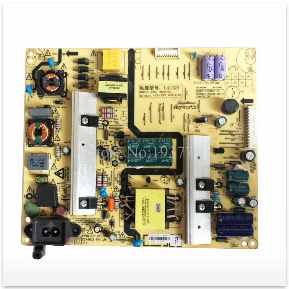 good working used 49 inch power supply board 49E360E 68P-L4U021-01 5800-L4U021-0110good working used 49 inch power supply board 49E360E 68P-L4U021-01 5800-L4U021-0110
