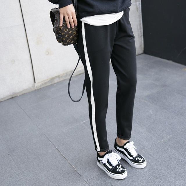 Black Trousers Womens