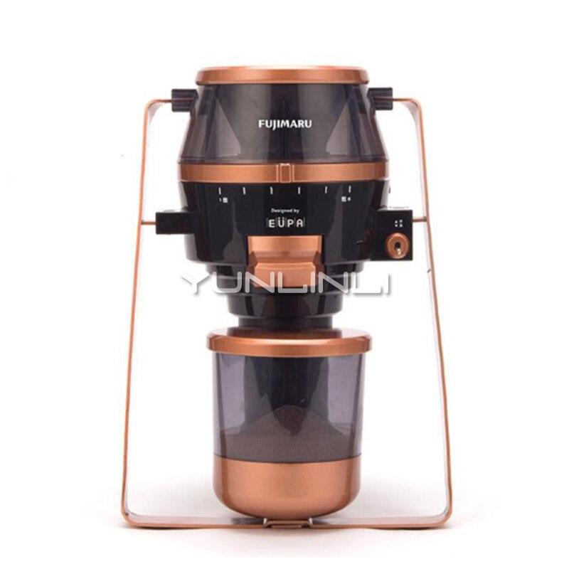 Electric Coffee Bean Grinder Household 80W Grain Mill 6-speed Grinding Machine Home Office TSK-9288PElectric Coffee Bean Grinder Household 80W Grain Mill 6-speed Grinding Machine Home Office TSK-9288P