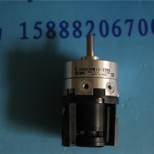 все цены на CDRB2BW15-270S CDRB2BWU30-270SZ SMC Vane type oscillating cylinder air cylinder pneumatic component air tools CDRB2BW series онлайн