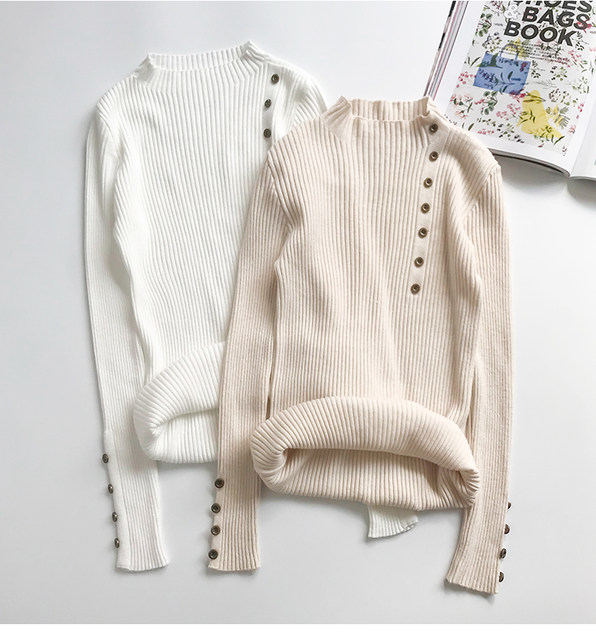Women Sweater Turtleneck Sweaters Women Korean Fashion Woman Knitted Sweater Women Sweaters and Pullovers Winter Clothes Women 37