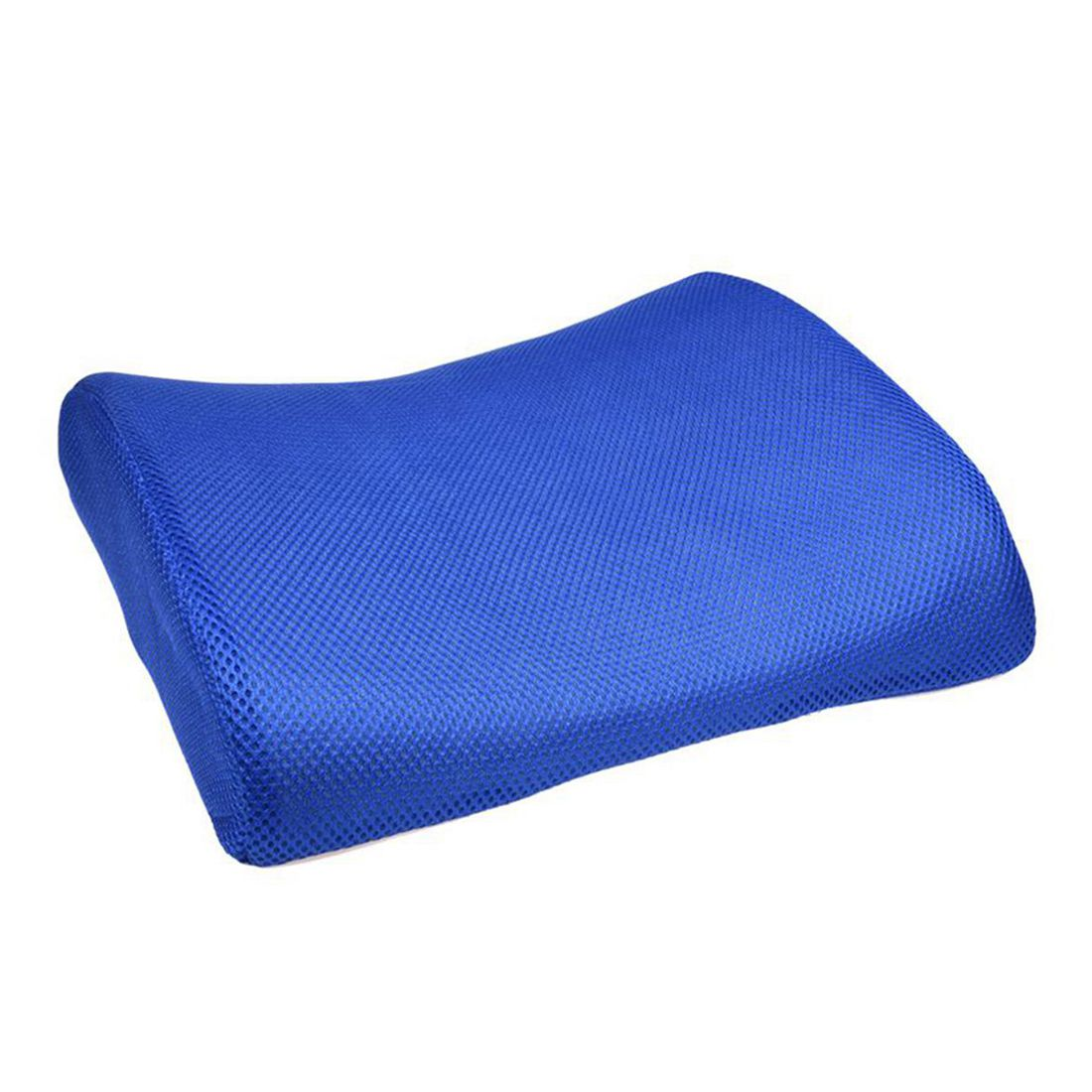 Car Office Home Memory Foam Seat Chair Lumbar Back Support Cushion Pillow New ...
