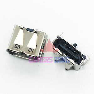 Image 3 - 3pcs HDMI Connector Port Socket for Sony PS3 Super Slim 3000 4000