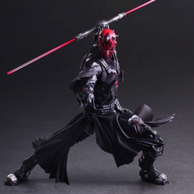 26cm star wars 7 the force awakens darth maul movie animation action