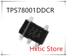 NEW 10PCS/LOT TPS78001DDCR TPS78001DDCT TPS78001 MARKING CEA SOT23-5 IC