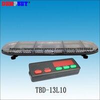 Tbd 13l10 супер яркий светодиодный световой вспышки света бар (желтый/синий/красный/белый), инженерные/аварийного/полиции предупреждающий свет